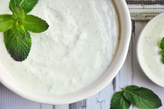 Tzatziki Sauce- Greek Cucumber Yogurt Sauce Recipe