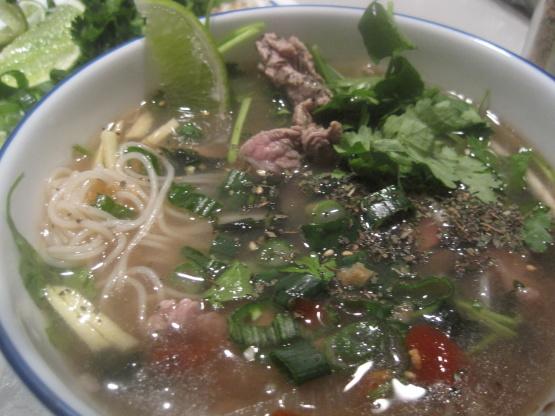 Vietnamese Beef Pho RecipeFood.com