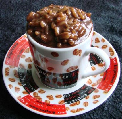 Warm Chocolate Risotto Recipe - Food.com
