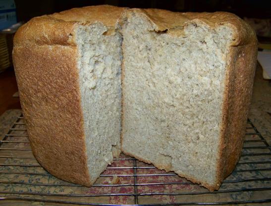 oatmeal bread machine recipes