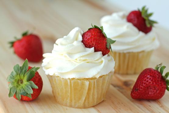 Sponge cupcake cake recipe