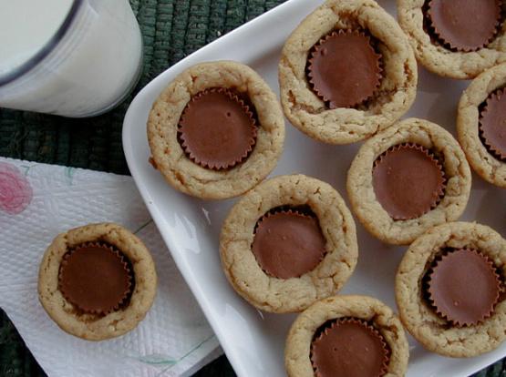 Refrigerated peanut butter cookie recipe