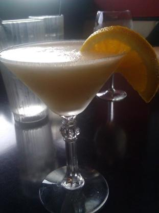 Orange Dreamsicle Martini Recipe - Genius Kitchen