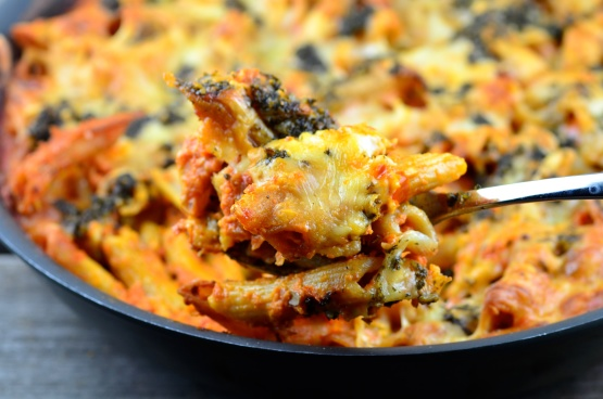 Americas Test Kitchen Skillet Baked Ziti Recipe - Food.com