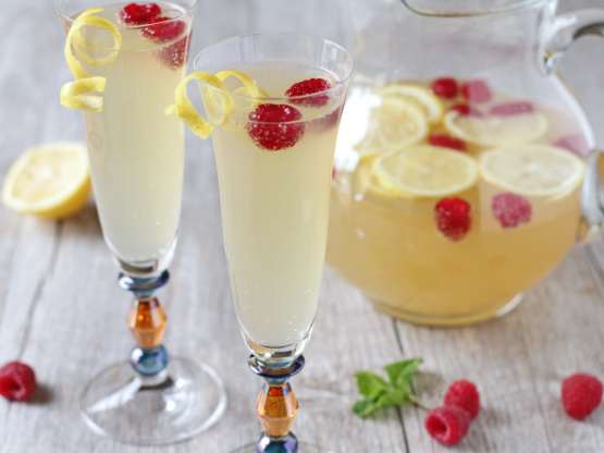Lemon Champagne Punch Recipe - Food.com