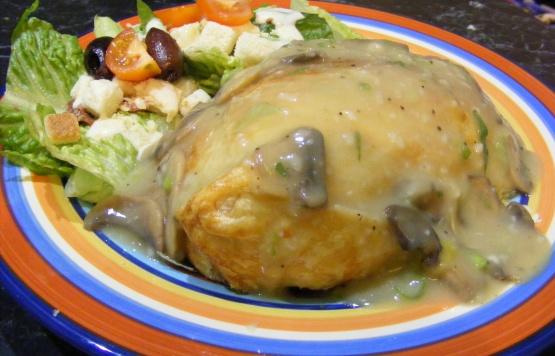 Recipe wellington chicken
