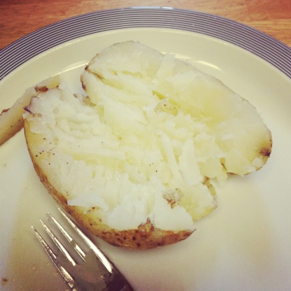 Perfect baked potatoes oven or grill recipe genius kitchen like ccuart Choice Image