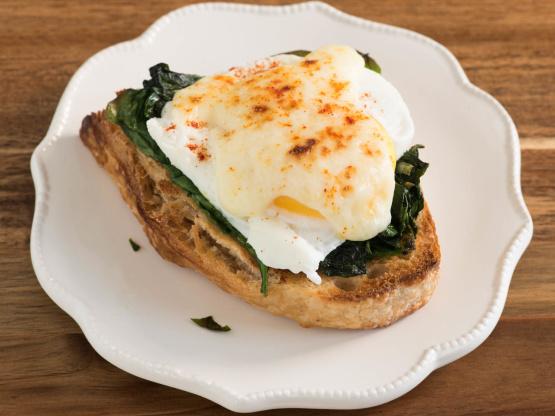 Poached Eggs Florentine Recipe - Food.com