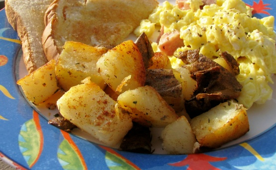 Simple Breakfast Potatoes Recipe - Genius Kitchen