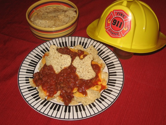 Firehouse Hot Dog Meat Sauce