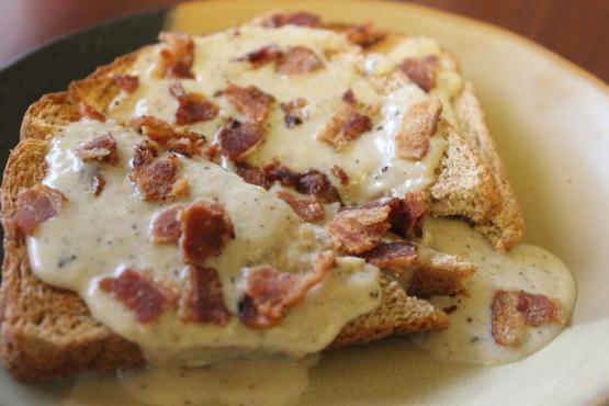 Breakfast Gravy Recipe Genius Kitchen