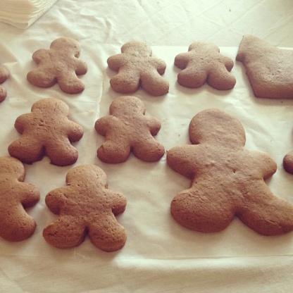 Vegan Gingerbread Cut-Out Cookies Recipe - Food.com