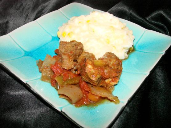Easy Vegetable Beef Stew RecipeFood.com
