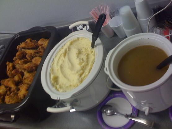 Basic Crock Pot Mashed Potatoes Recipe - Food.com