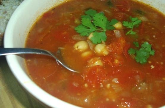 Moroccan Chickpea Soup Recipe - Food.com