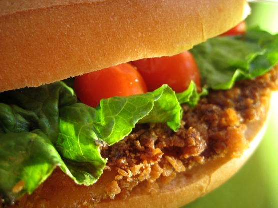 Off the hook fried fish sandwich recipe genius kitchen for Best fish sandwich near me