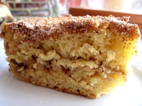 Coffee cake with sour cream recipes