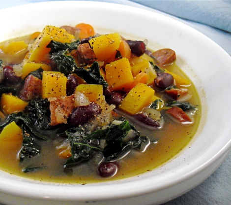 Winter Vegetable Soup Recipe - Food.com