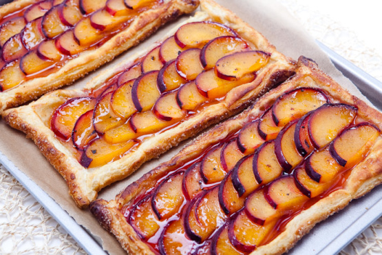 ... orange glaze broiled halibut with orange and miso glaze rhubarb tart