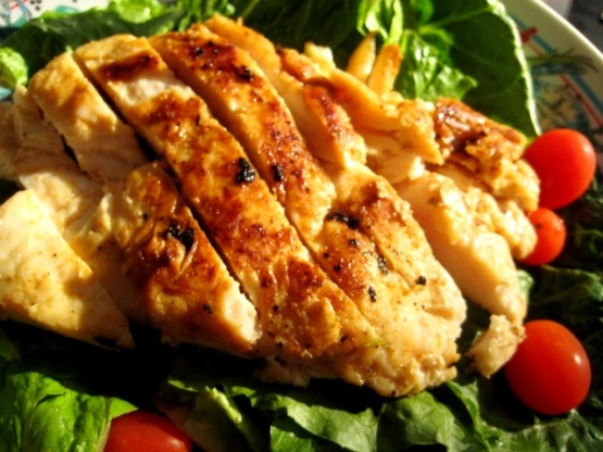 Peppery Grilled Chicken Recipe - Food.com