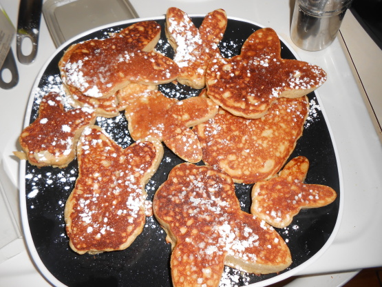 Alton browns fluffy whole wheat pancakes recipe genius for Alton brown oat cuisine