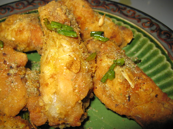 Chinese Chicken Wingettes forecasting