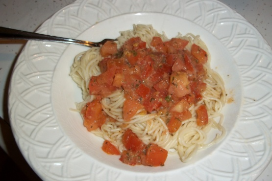 Capellini Pomodoro Olive Garden WiGal
