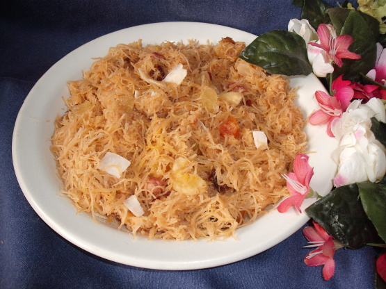 Easy sweet vermicelli recipes