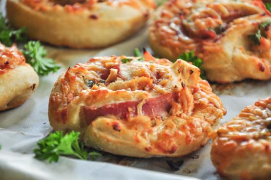 recipe for hawaiian bbq chicken pizza