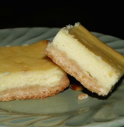 Lemon Cheesecake Bars Recipe - Food.com