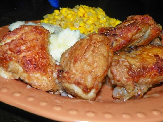 Oven Fried Chicken II Recipe - Food.com