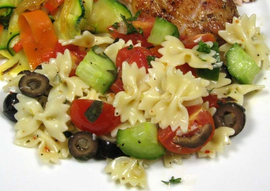 Pasta Salad Recipe By Jamie Oliver