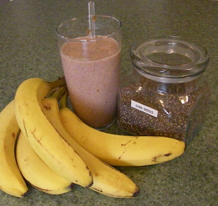 how to make chia seed meal