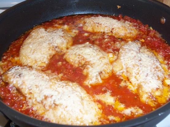Parmesan Crusted Chicken Recipe Pioneer Woman