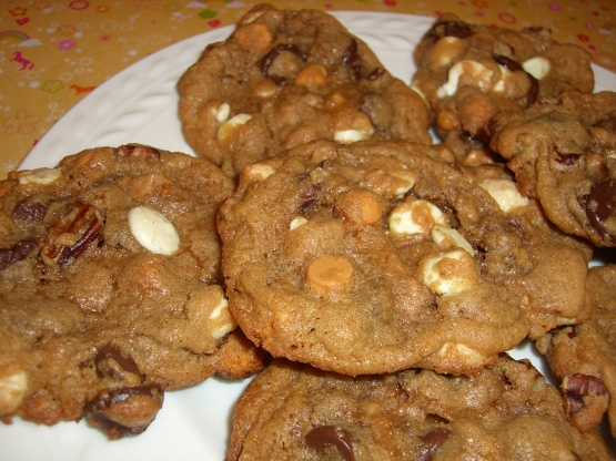 Everything But The Kitchen Sink Cookies everything but the kitchen sink chocolate chip cookies recipe
