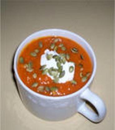 Chipotle-Pumpkin Soup Recipe - Food.com