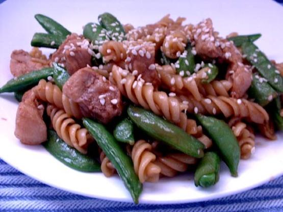 Sesame pork recipe chinese