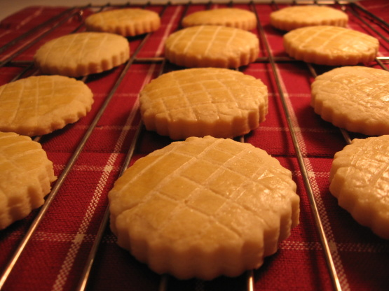 French butter cookie recipe