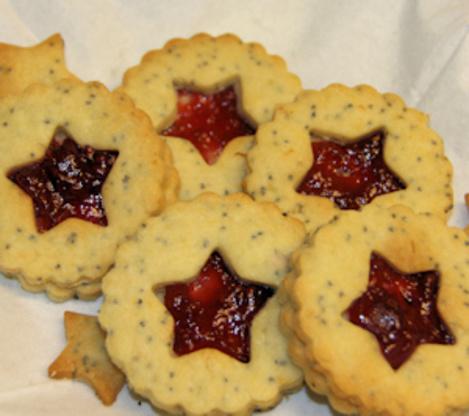 Lemon Poppy Seed Sandwich Cookies Recipe - Genius Kitchen