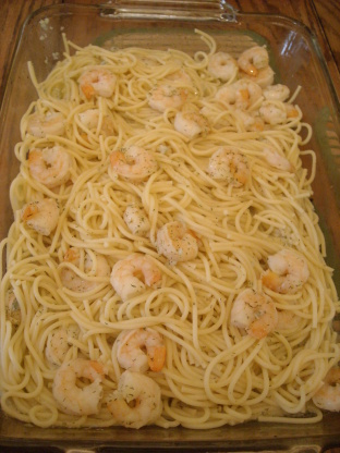 Easy and delicious shrimp scampi recipe