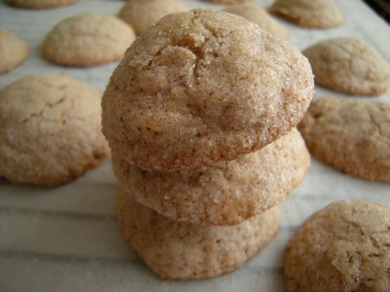 Sparkling Ginger Cookies Recipe - Food.com