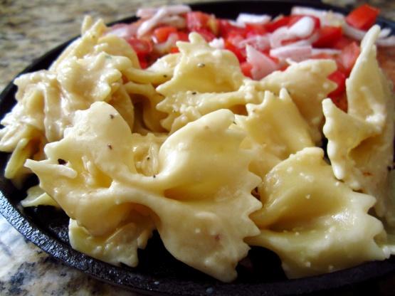 Creamy Italian Noodles Recipe Genius Kitchen