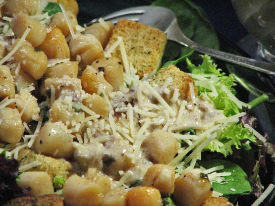 Low Fat Ceasar Salad 62