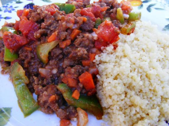 Moroccan Pork Mince Recipe - Genius Kitchen