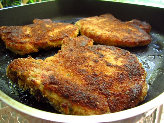 Pork chop parmesan recipes