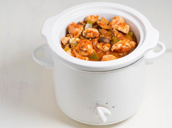 chicken cacciatore slow cooker recipe easy