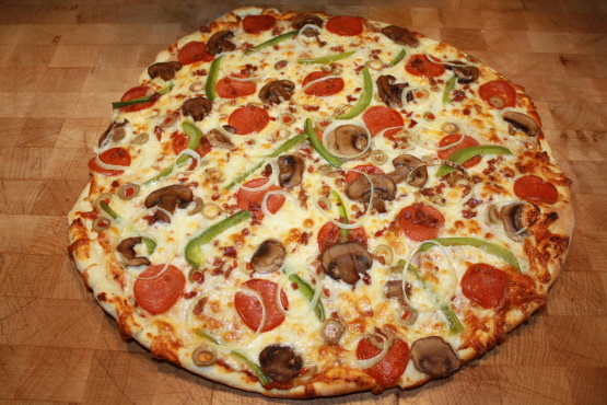 Basic Pizza Dough Italian) Recipe - Genius Kitchen