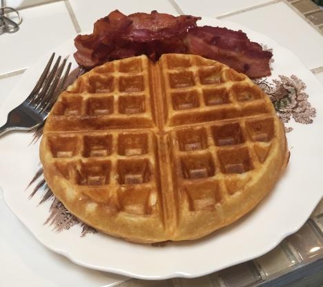 Rich Buttermilk Waffles Recipe - Food.com
