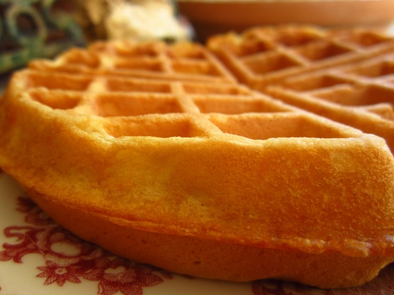 Easy waffle batter recipes