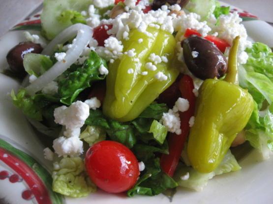 Easy greek dish recipes